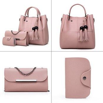 6cd580b04 ... Pu Bolsas de Couro do Saco Das Mulheres de. Bolsas de mão de  ótima qualidade