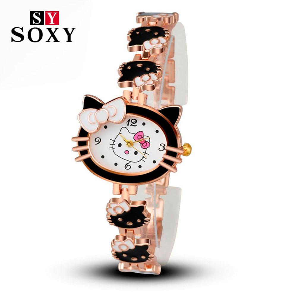 Uhkelt säravad Hello Kitty kellad
