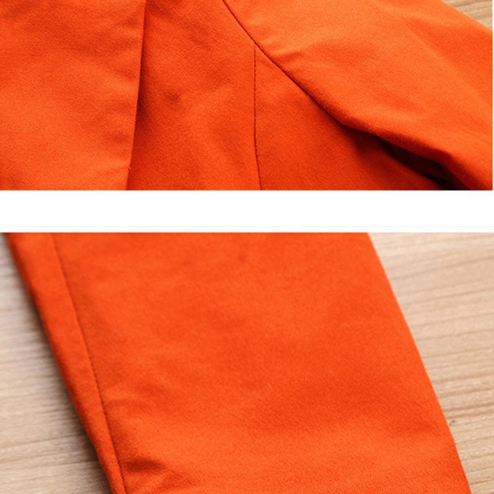 2017 w nowym stylu mody OL eleganckie kobiety pant suits formalna firm garnitur nosić pełne rękawem jednego przycisku femme blazer garnitur szczupła kurtka 8