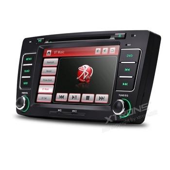 7 inch Car DVD Player 2 din CANbus GPS Navigation For Skoda octavia