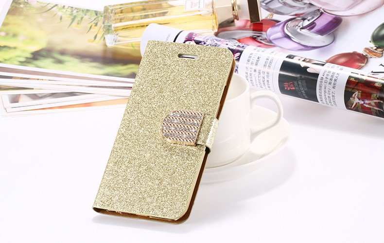 Kisscase dla iphone 5s case glitter bling skórzane etui dla iphone 5 5s se 6 6 s 7 plus stań portfel pokrywa dla iphone 7 7 plus SE 23