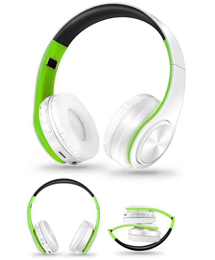 Słuchawki Bluetooth Headset słuchawki Bezprzewodowe Słuchawki Stereo Składany Sport Słuchawki Mikrofon słuchawki Tryb Głośnomówiący odtwarzacz MP3 10