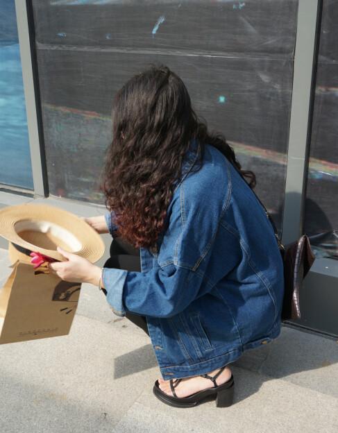 Bf Wiatr Jesienią I Zimą Kobiet Kurtka Dżinsowa 2017 Rocznika Harajuku Oversize Luźne Kobiet Jeans Płaszcz Solidna Slim Chaquetas Mujer 4