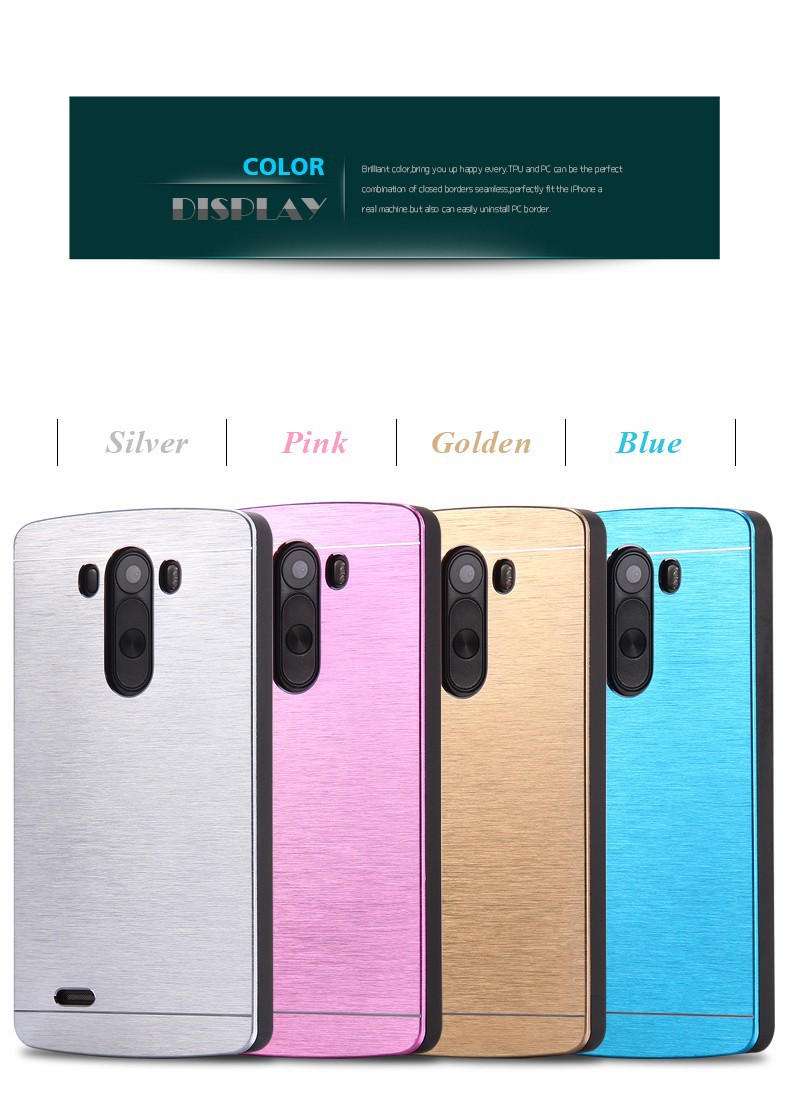 Kisscase złota luksusowe aluminium metal case capa dla lg optimus g3 g4 g3 g5 ultra slim shock proof back cover shell dla lg g3 g4 g2 6