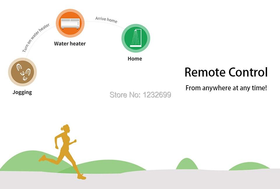 2017 Broadlink RM03 RM PRO Uniwersalny Inteligentny Pilot Smart Home Automation WiFi + IR + RF Przełącznik Poprzez IOS Android Telefon 11