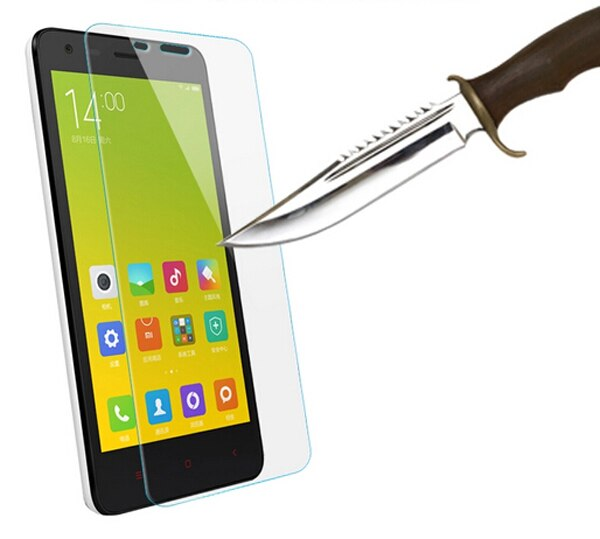 0.3mm 2.5d 9 h premium szkło hartowane dla xiaomi redmi 3/redmi uwaga 2 Uwaga 3 pro Mi5 Mi3 Mi4 Phone Screen Protector Retail box 6