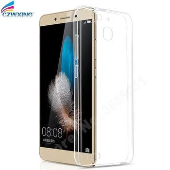 buy popular 7eefc 0e528 Transparent Case For Huawei GR3 GR 3 TAG-L03 TAG-L13 TAG-L21 TAG-L23