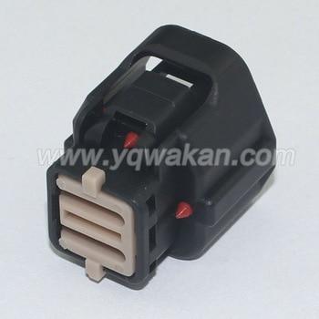 Free shipping 5sets 6pin auto waterproof wiring harness on