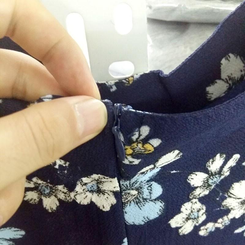 2016 jesień kwiatowy flare rękawem koszula szyfonowa bluzka kobiet topy kobiety biuro panie bluzka koreański fashion blusas chemise femme 11