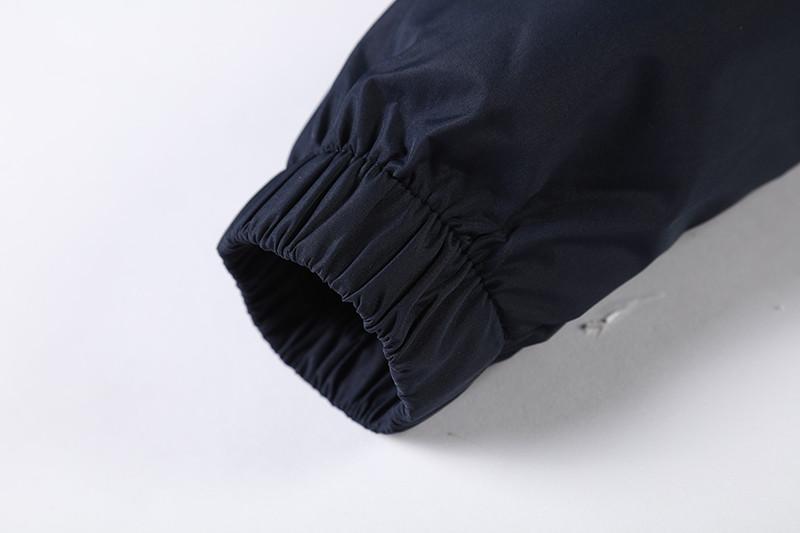 New Arrival Marka Dres Casual Sporta Kostiumu Mężczyźni Mody Bluzy Zestaw Kurtka + Spodnie 2 SZTUK Poliester Sportowej Mężczyzn 4XL 5XL SP019 25