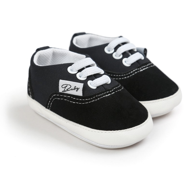 Wiosna Jesień Dziecko Noworodka Dziewczynka Chłopiec Miękkie Podeszwy antypoślizgowe Maluch Prewalker Niemowląt Sneaker Buty Na Co Dzień 7