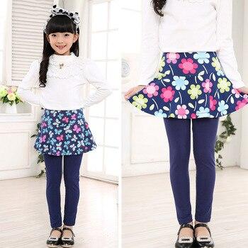 343202f6 new Arrival wiosna jesień dziewczyny legginsy dziewczyny
