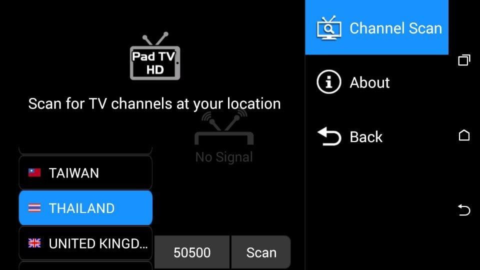 Thailand Tv Channels
