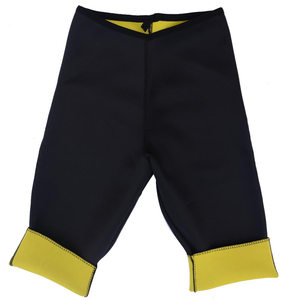 (Spodnie + Pas) hot shaper body frezarki talia trener majtki wyszczuplające spodnie i pasy super stretch neopren bryczesy dla kobiet 2