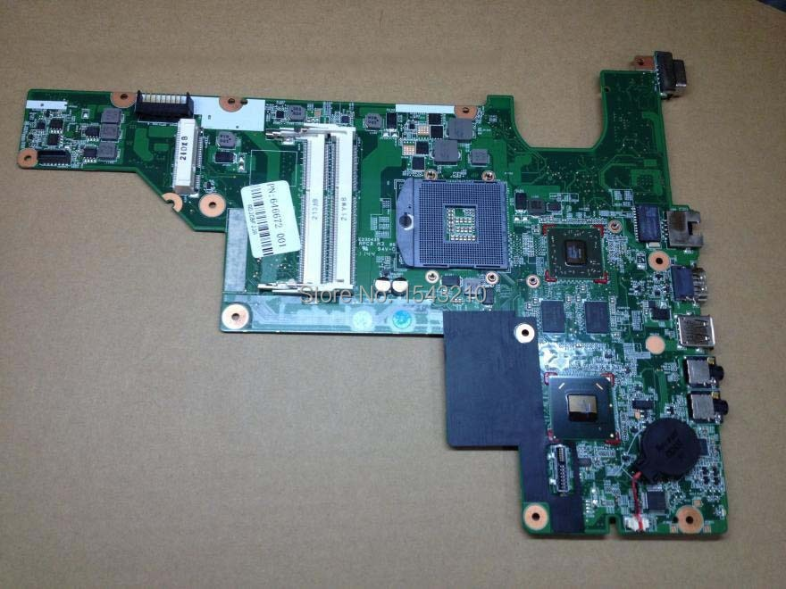 646179-001 board for HP 2000 CQ43 CQ57 laptop motherboard with intel hm65