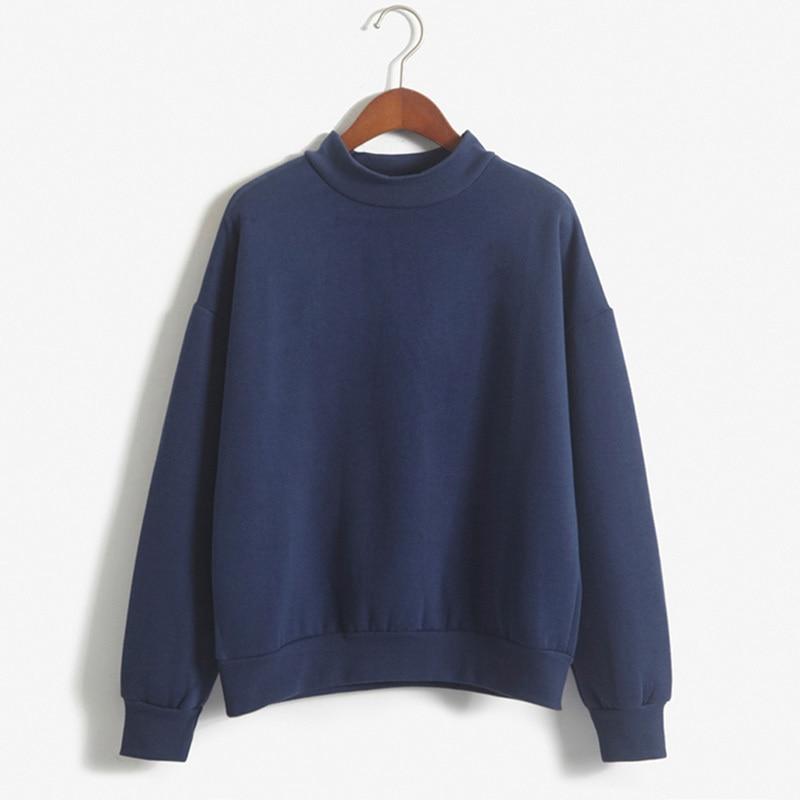 Moda Wiosna Jesień Kobiety Bluzy Dorywczo Bluza bluzy cukierki płaszcz kurtka outwear Tops 10