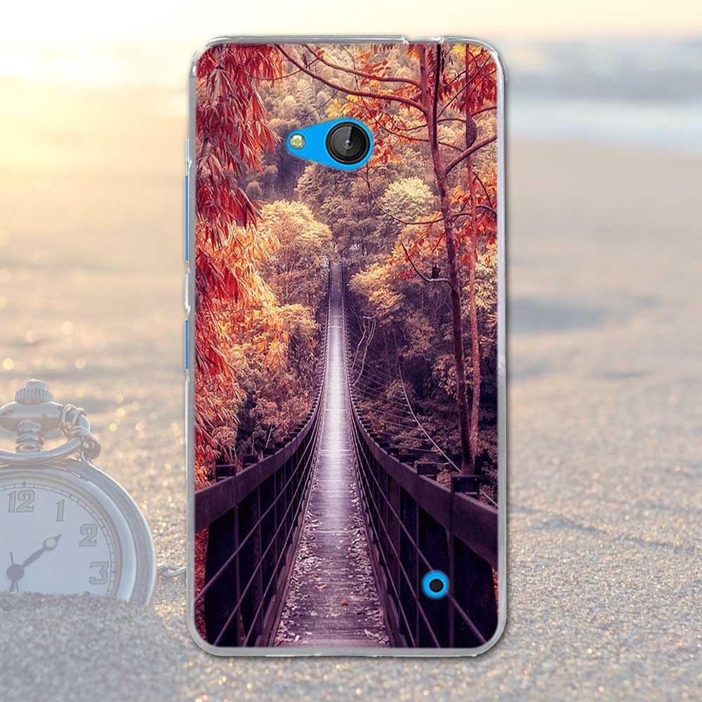 Coque dla nokia 640 case pokrywa dla nokia microsoft lumia 640 silikonowe cell phone case miękka tpu shell dla nokia 640 lumia 640 torba 15
