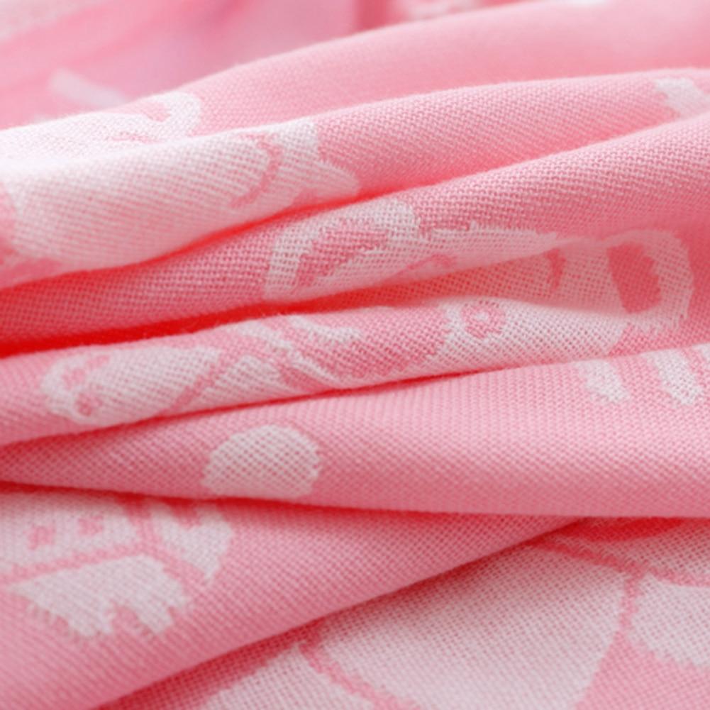 Dziecko bath towel gazy bawełnianej muślinu dziecko towel newborn cotton towel towel absorbingtowels miękkie myjka kreskówki dla dzieci 110*110 cm 20