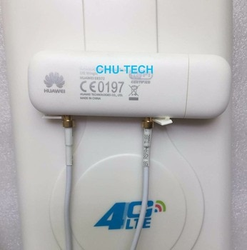 Unlock E8372 E8372h-153 4G wifi stick with LTE high gain antenna