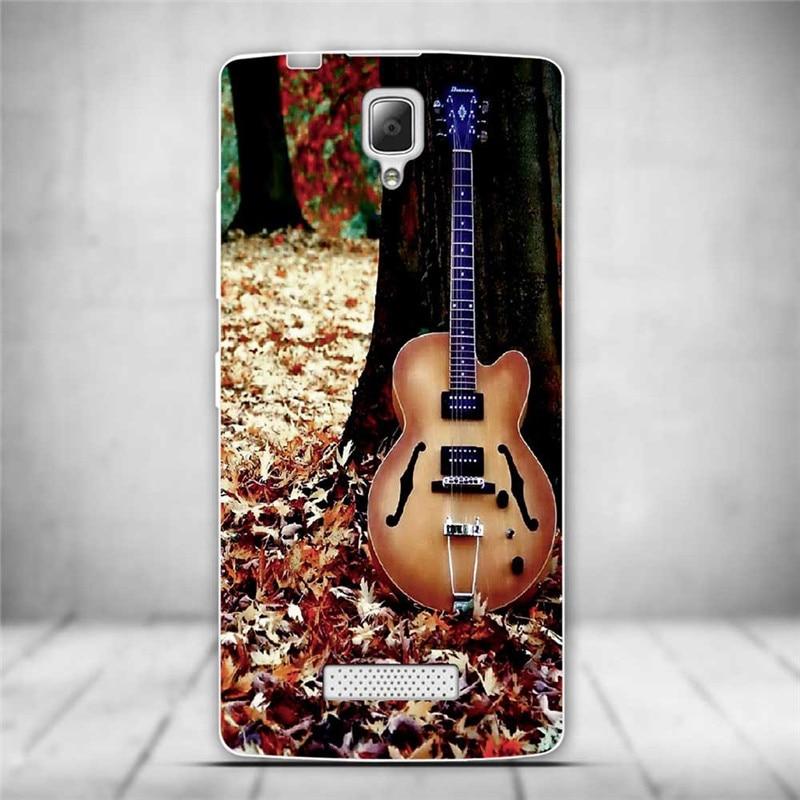 Luksusowe tylna pokrywa miękki tpu case dla lenovo a2010 a 2010 szczupła cienkie silikonowe etui na telefony dla lenovo a2010-a/a 2010 powrót skóry 6