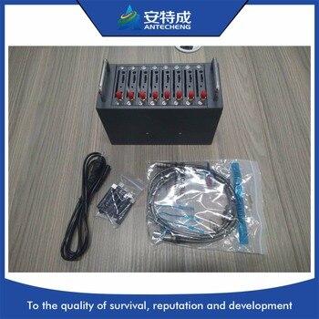 nuovo 4G modem SIM7600E-H 8 porte prezzo basso modem bulk sms