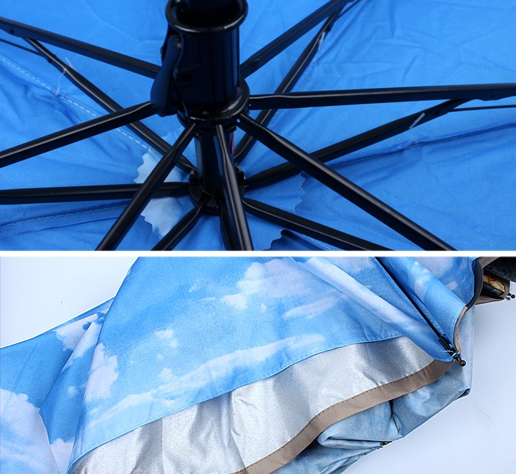 Maalide piltidega vihmavarjud