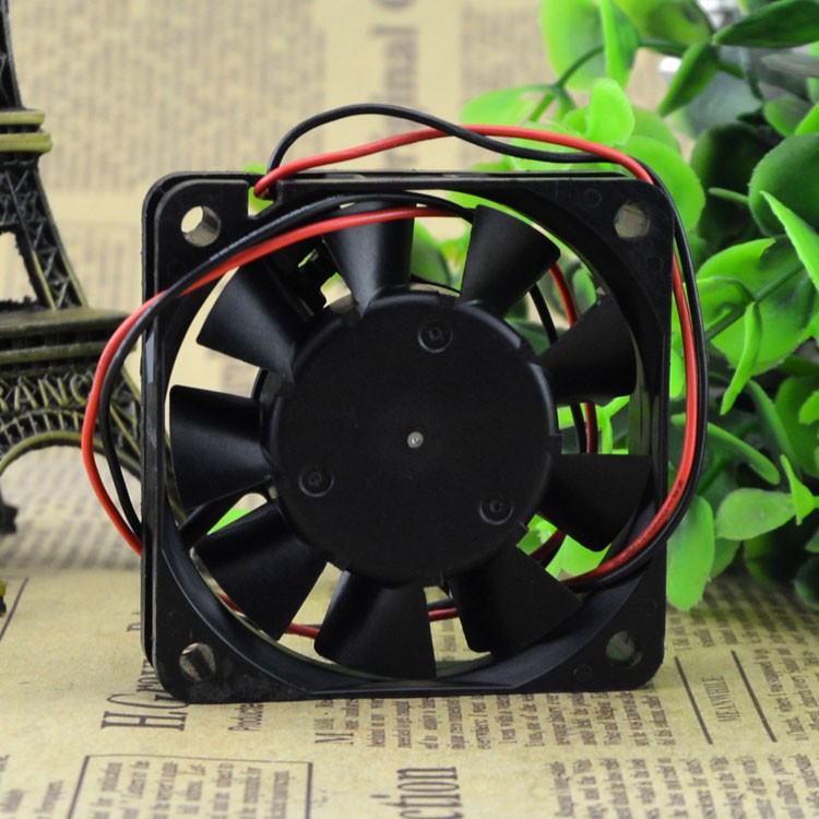 NMB 2406KL-04W-B20 6CM 6CM 6015 12V 0.10A cpu silence cooling fan 60X60X15MM