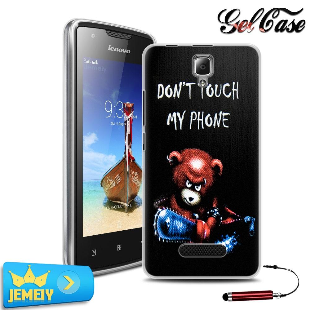 Colorfull miękki gel case pokrywa dla lenovo a1000 a5000 a2010 s60 s90 p1 p70 k3 k4 uwaga/vibe s1 p1m x3 lite moblie telefon hartowane 9