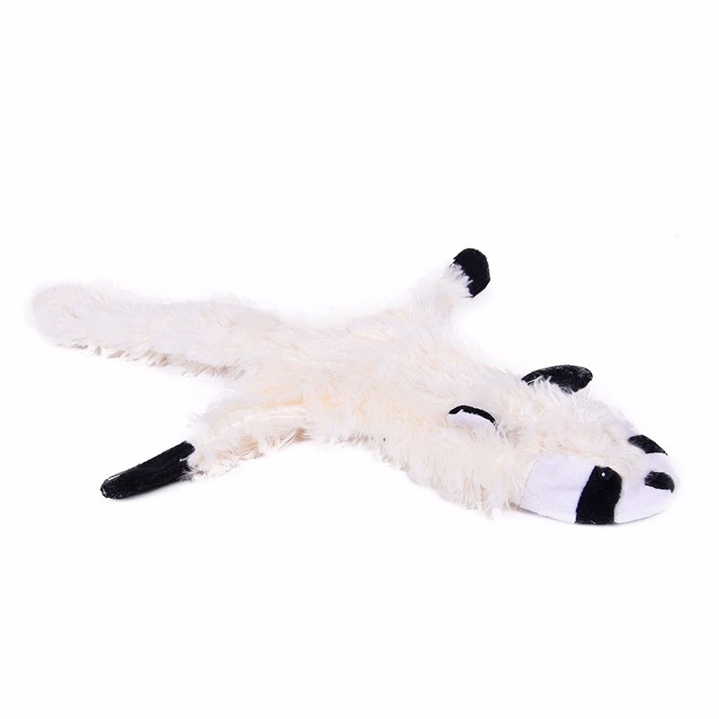 Cute Dog Toys Stuffed Squeaking Animals Pet Toy Deep