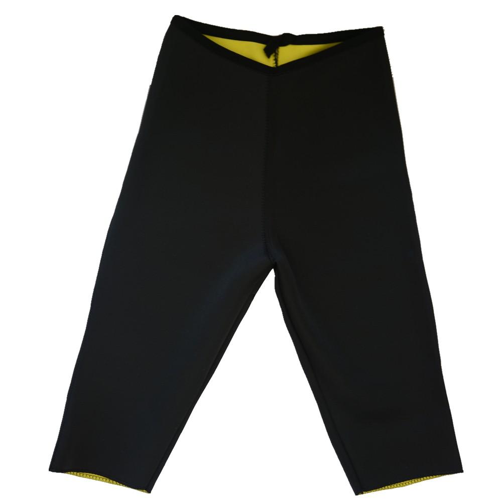 (Spodnie + Pas) hot shaper body frezarki talia trener majtki wyszczuplające spodnie i pasy super stretch neopren bryczesy dla kobiet 1