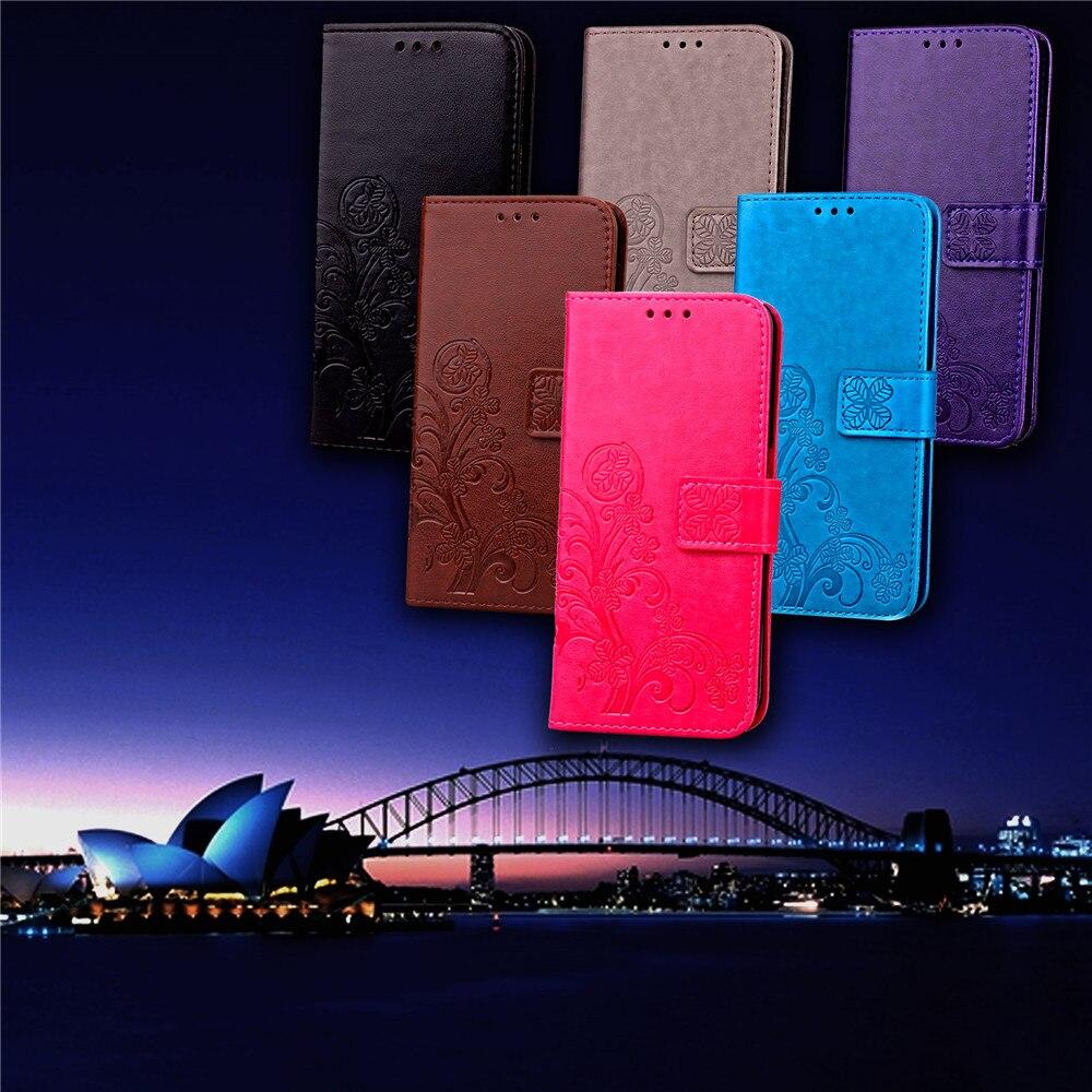 Dla iphone 7 plus 4S 5S 4 5 6 s skórzane etui z klapką case do samsung galaxy a3 a5 j3 j5 2016 j1 s6 s7 s3 s4 s5 mini grand prime pokrywa 1