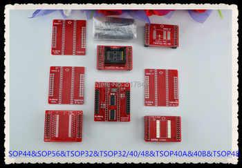 Free ship V8 51 TL866II Plus TL866A USB Bios Universal Programmer