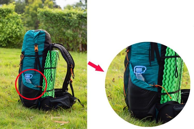 Mattress Brand Reviews >> 3f UL ultralight backpack hiking trekking bakcpack bag