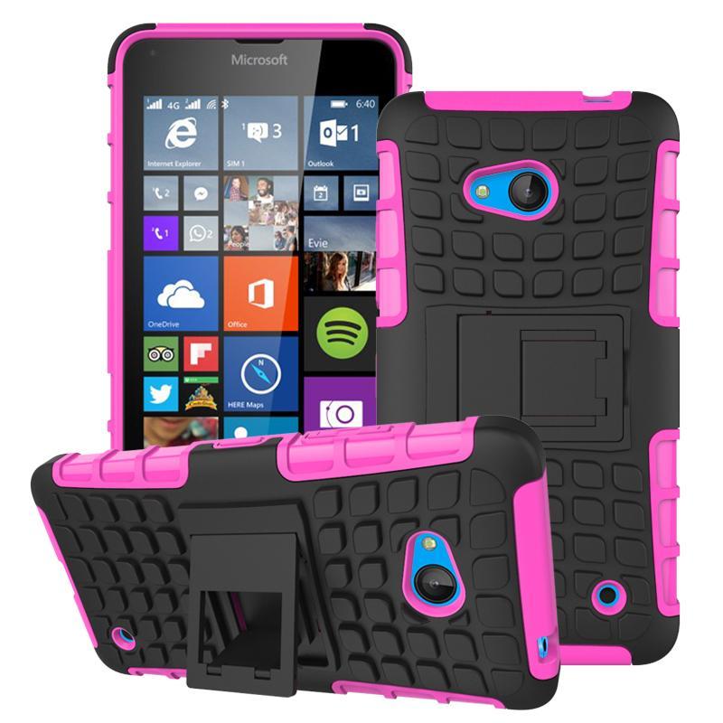Hatoly na okładkę nokia lumia 640 case dysk silicone rubber telefon case do nokia lumia 640 case dla microsoft lumia 640 n640 * 12