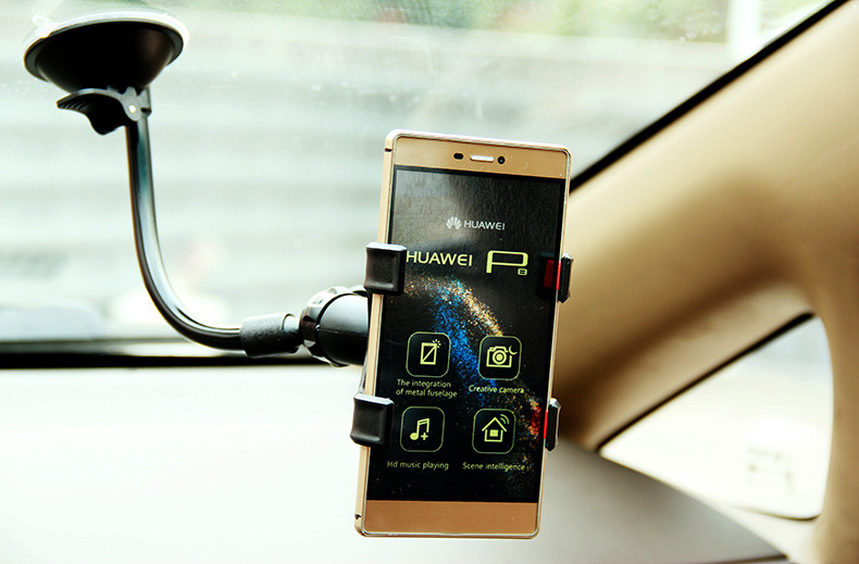 Uniwersalny uchwyt samochodowy uchwyt na telefon komórkowy dla iphone 6 6 s plus se obsługi stoiska dla samsung elastyczny uchwyt telefonu dla sony 12