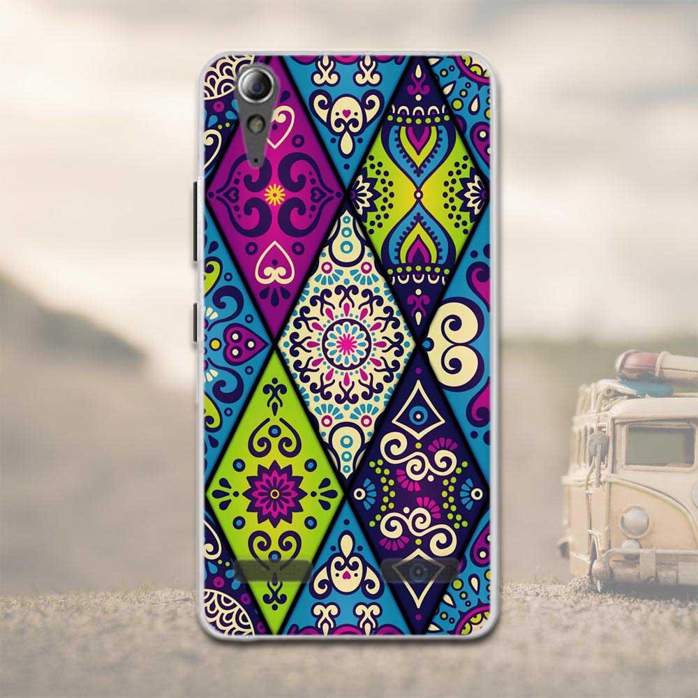 """Miękka tpu phone case dla lenovo a6010 plus & a6000 & dla lenovo lemon k3 k30-t skóry pokrywa 5 """"k 3 a 6000 6010 case dla lenovo 11"""