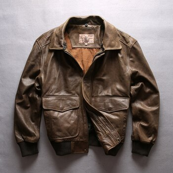 8cd26553e Avirex fly air force B3 flight jacket fur collar genuine leather