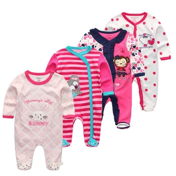 ecf9c3a3021824 ... stks/partij cartoon lange sleevele baby sleeper 100% Katoenen Baby  Pyjama. Chinese Babypakje Leveranciers. Mouwlengte (cm) Vol also