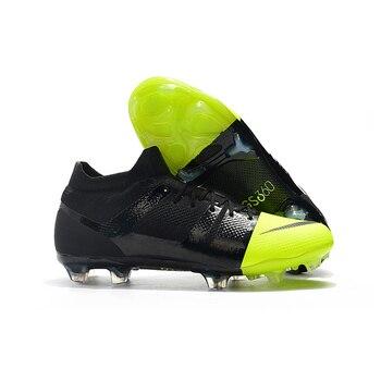 9b9c2c18a Men Soccer Shoes FG Original Greenspeed Football Boots Superfly—Free  Shipping