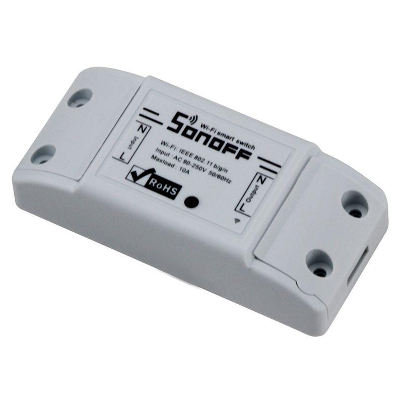 Sonoff dc220v Pilot Bezprzewodowy Przełącznik automatyki Inteligentnego Domu/Inteligentny WiFi Centrum dla APP Inteligentny Dom Steruje 10A/2200 W 11