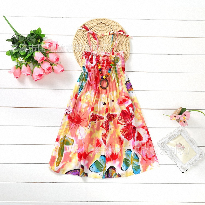 Boheemlaslikus stiilis õlapaeltega kleidid