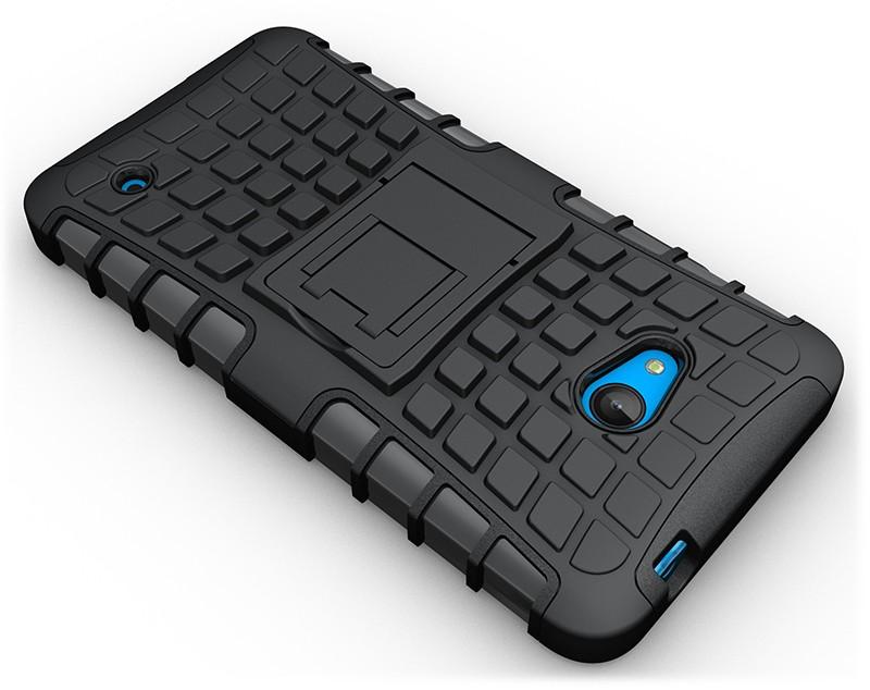 Uchwyt hybrid armor case dla microsoft lumia 650 640 635 630 case tpu obudowa odporna na wstrząsy pokrywa dla nokia lumia 635 640 650 case 35