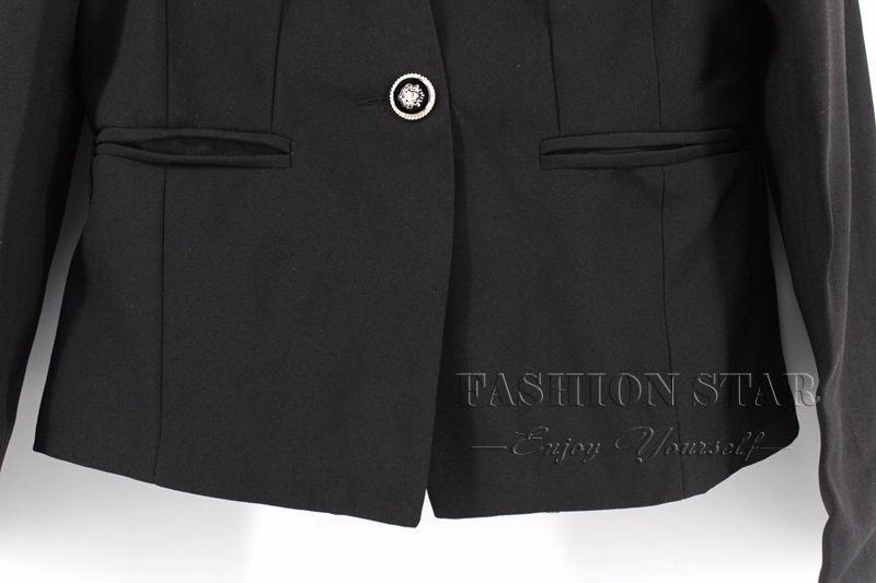 RealShe 2016 Kobiet Kurtki Długi Rękaw Garnitur Marynarka damska Marynarka Casual Mujer Feminina Plus Size Blazer Feminino Kurtki 69