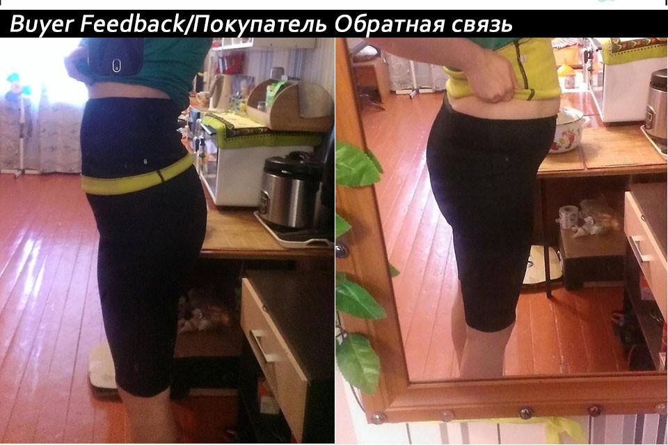 (Spodnie + Pas) hot shaper body frezarki talia trener majtki wyszczuplające spodnie i pasy super stretch neopren bryczesy dla kobiet 9