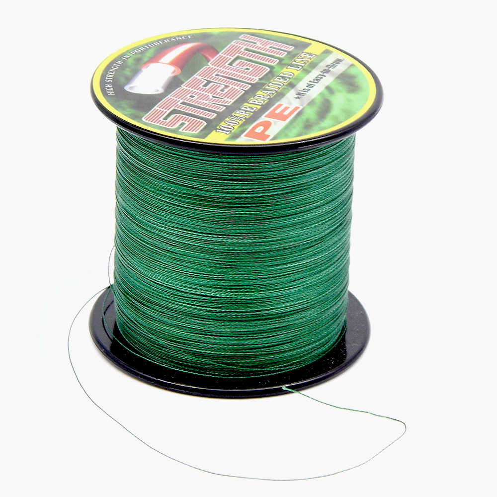Simpleyi Lure As Gift 100M 6-100LB PE Multifilament Sea Super Braided Japan Strong Fishing Line Carp Fishing For Fish Rope Cord