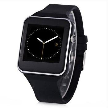 2017 New Bluetooth Smart Watch X6 Smartwatch sport watch For Apple