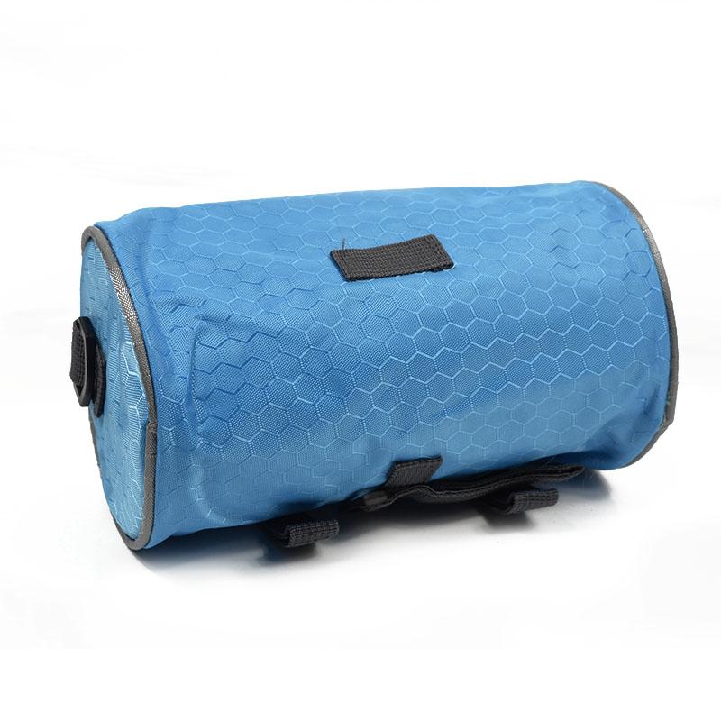 Wodoodporny Ekran Dotykowy Sakwy Rowerowe Rower Górski Rower Torby Phone Bag Case Rower Szosowy Rura Przednia Kierownica Torba Cylindra 23