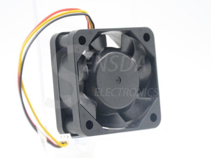 Sanyo 109P0412H7D11 40*40*15mm 4015 40mm DC 12V 0.13A TV set axial cooling fan