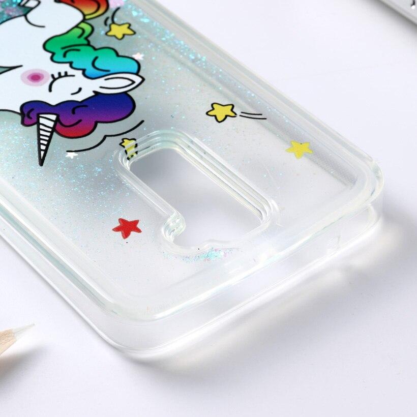 Liquid Heart Star Drift Sand Glitter Dynamic Soft Tpu Phone Case Sfor Lg K10 K 10 Lte K420n K430 K430ds 5.3 Back Cover Phone Bag Phone Bags & Cases