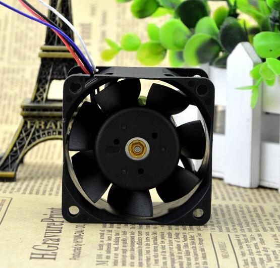 Genuine AVC 2B06038B48H 60*60*38 48V 0.35A 6CM dual ball fan